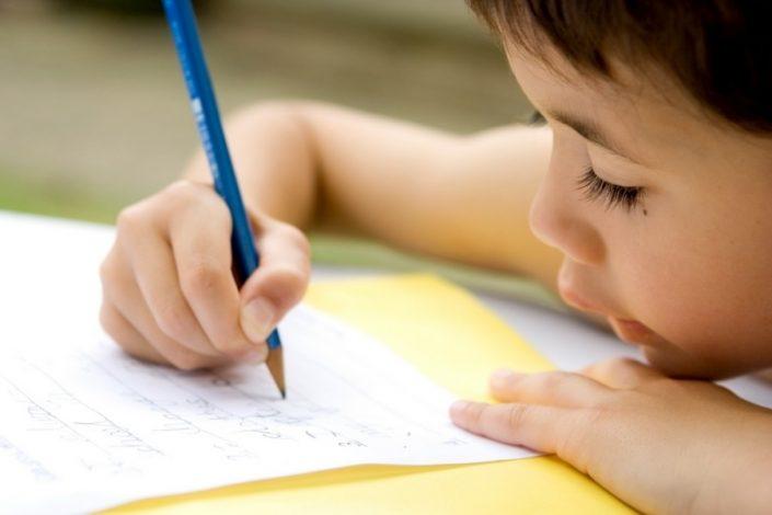 scrivi scrivere una lettera